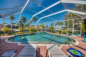 5214 Tiffany Ct Cape Coral Pool