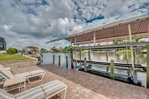 DOCK 5411 SW 17TH AVE CAPE CORAL