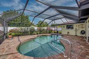 Pool 805 se 34th ter cape coral fl 33904