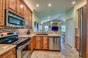 Concordia kitchen