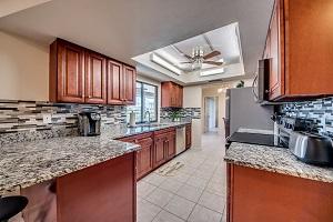 Kitchen 4205 SW 5th Pl