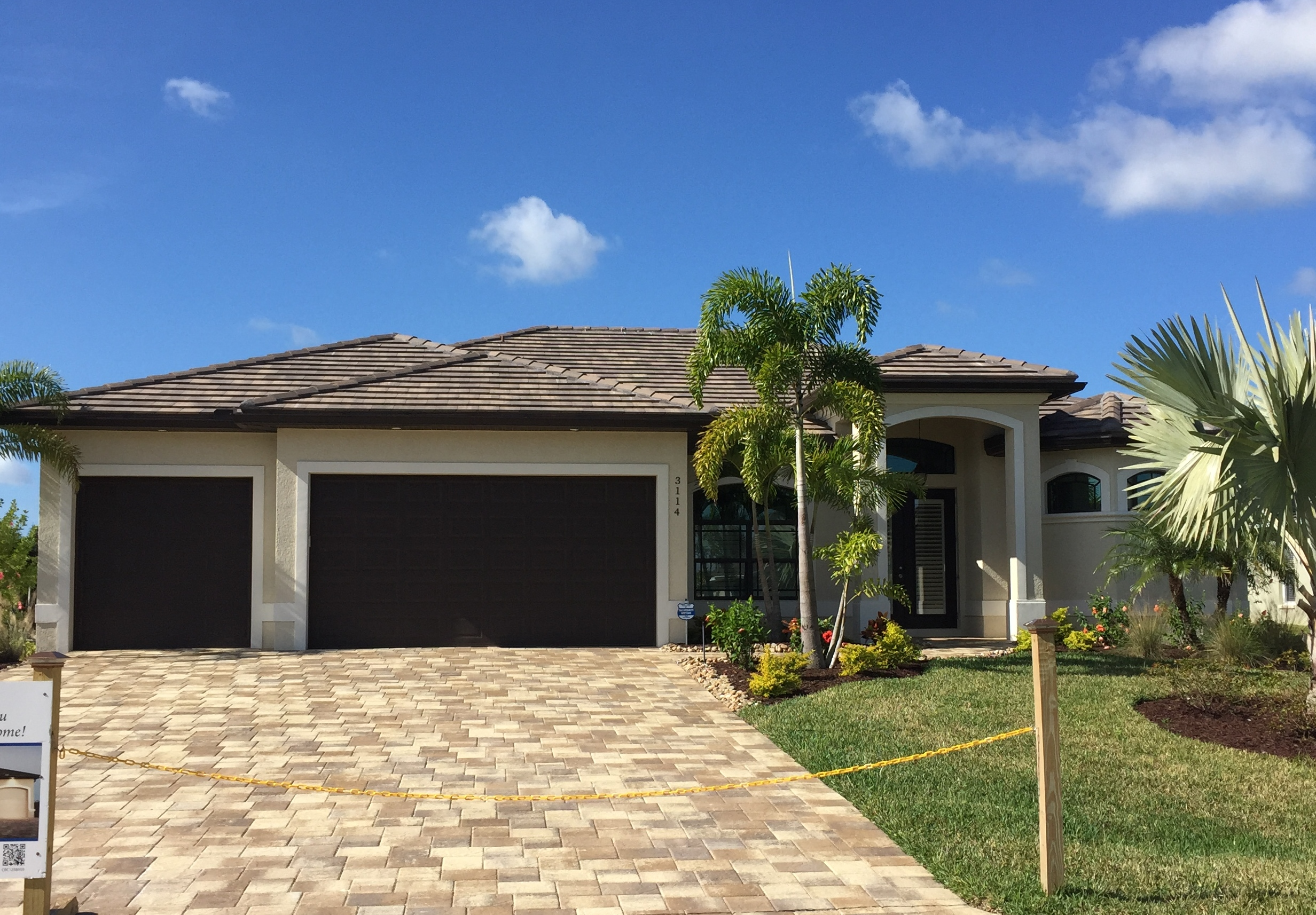 New homes for sale in cape coral fl for Housing builders