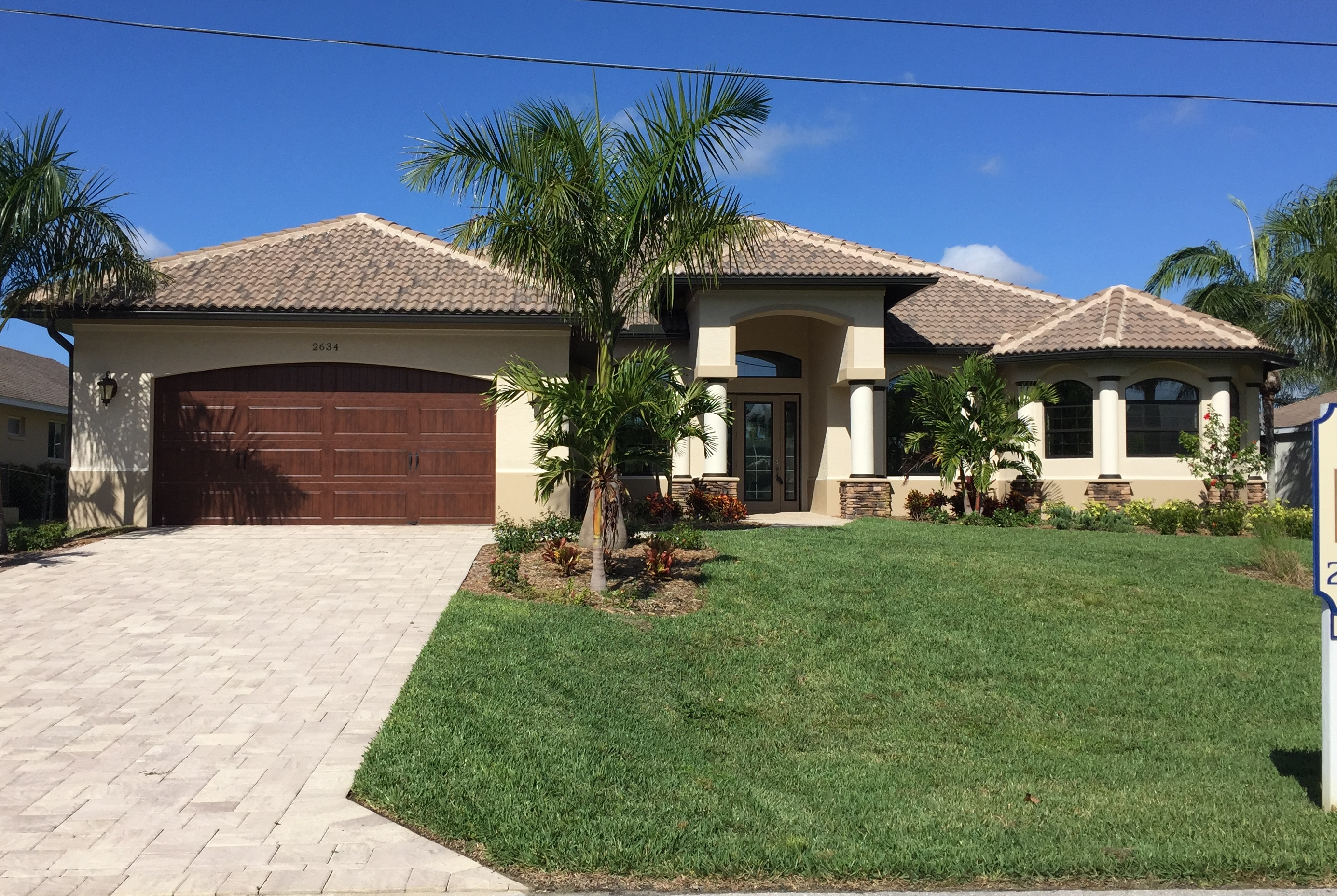 New homes for sale in cape coral fl for Sunbelt homes