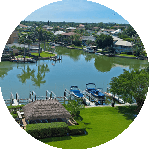 Search for Moody River Estates Homes for Sale from the SW FL MLS