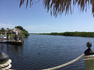 South Spreader Waterway southwest Cape Coral
