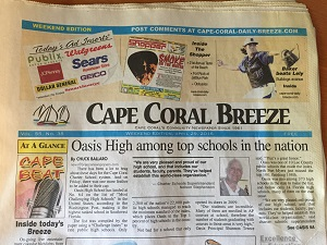 Oasis high school
