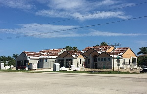 Turn Key model homes on Cape Coral Pkwy