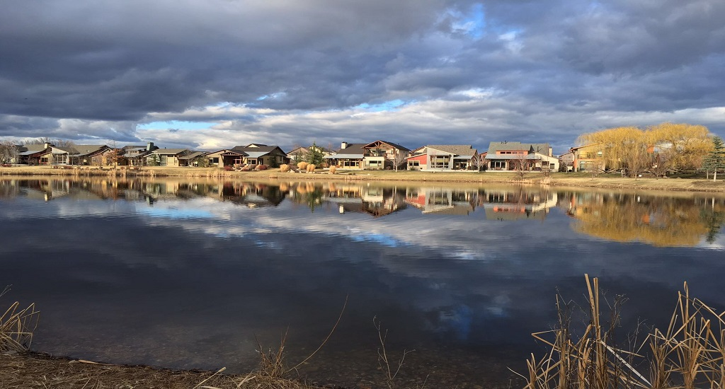 Waterfront Homes For Sale In Nampa Idaho