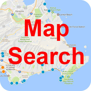 Search Diamond Head Real Estate Listings by Map
