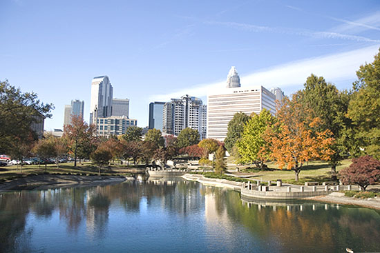 Charlotte NC Waterfront Homes