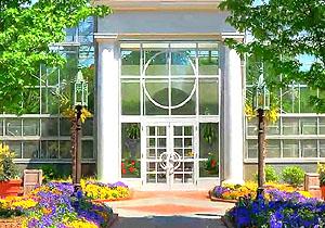 Daniel Stowe Botanical Gardens in Charlotte