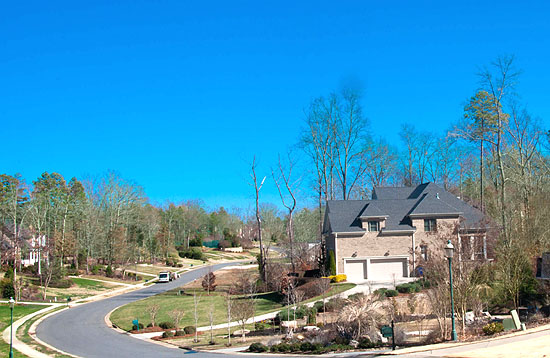 Firethorne Homes in Marvin NC