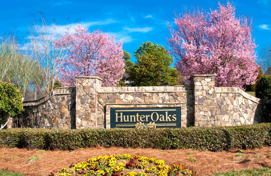 Hunter Oaks Homes for Sale