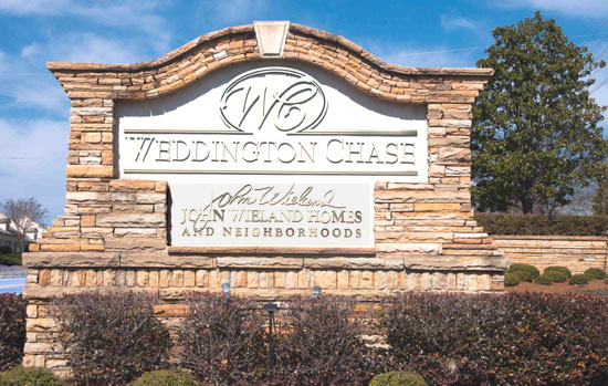 Weddington Chase Community