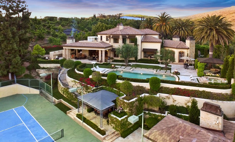 Villa Real Estate Newport Beach