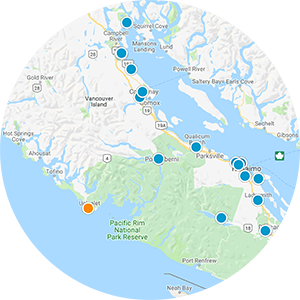 Saanich Peninsula Real Estate Map Search