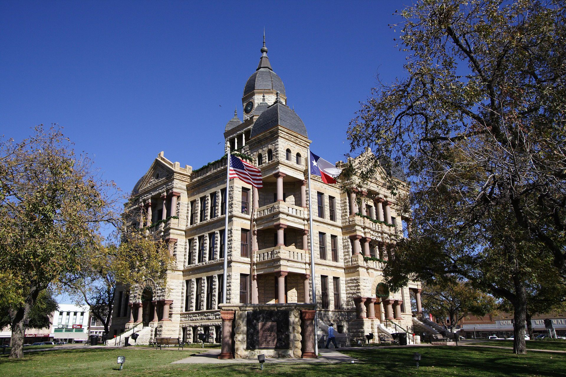 Georgetown Texas Court House