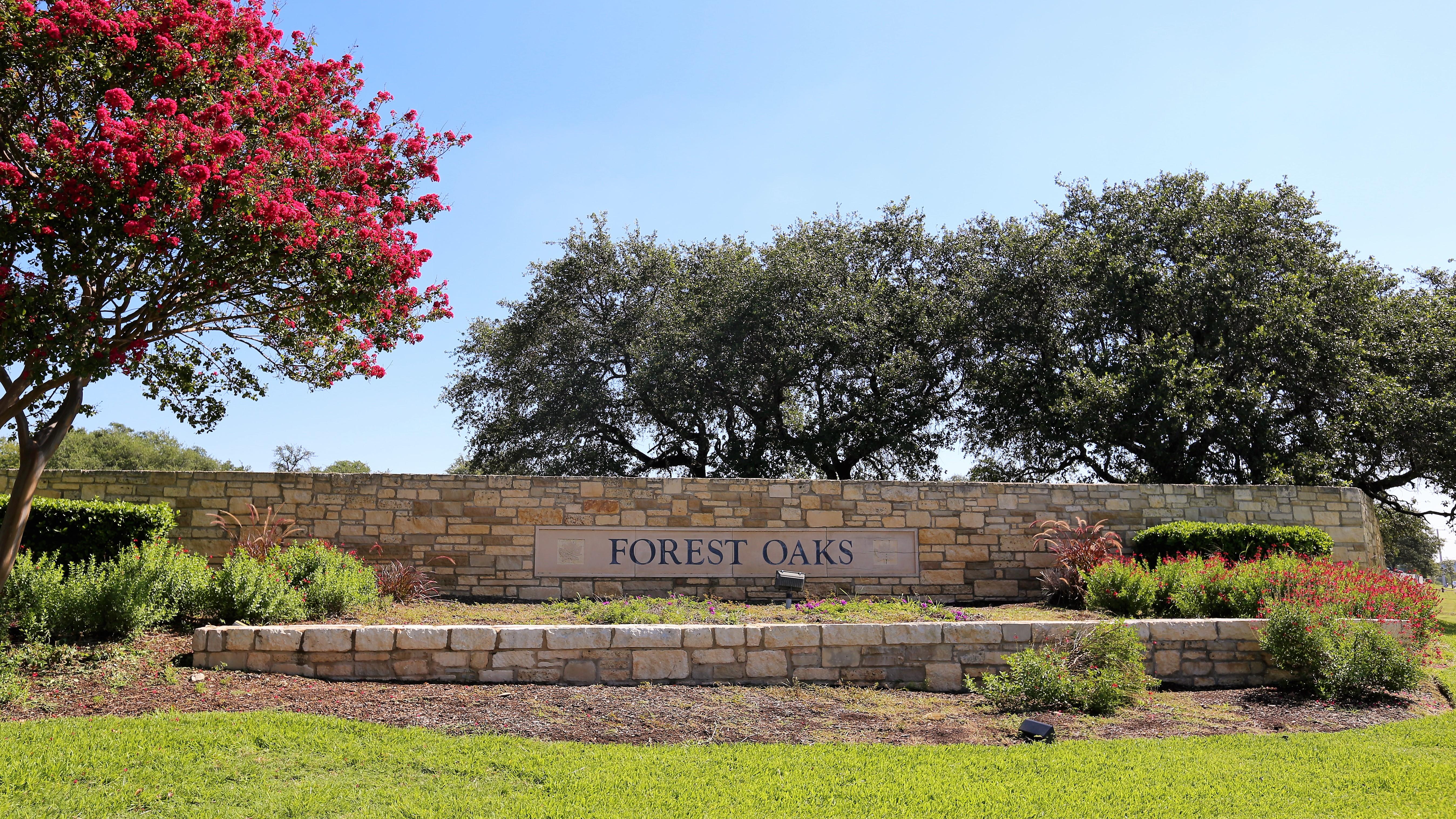 Forest Oaks, Cedar Park TX