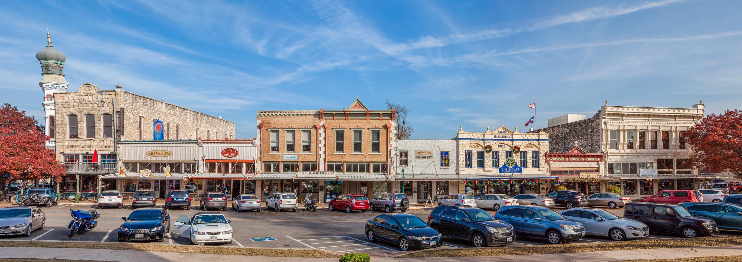 Georgetown TX