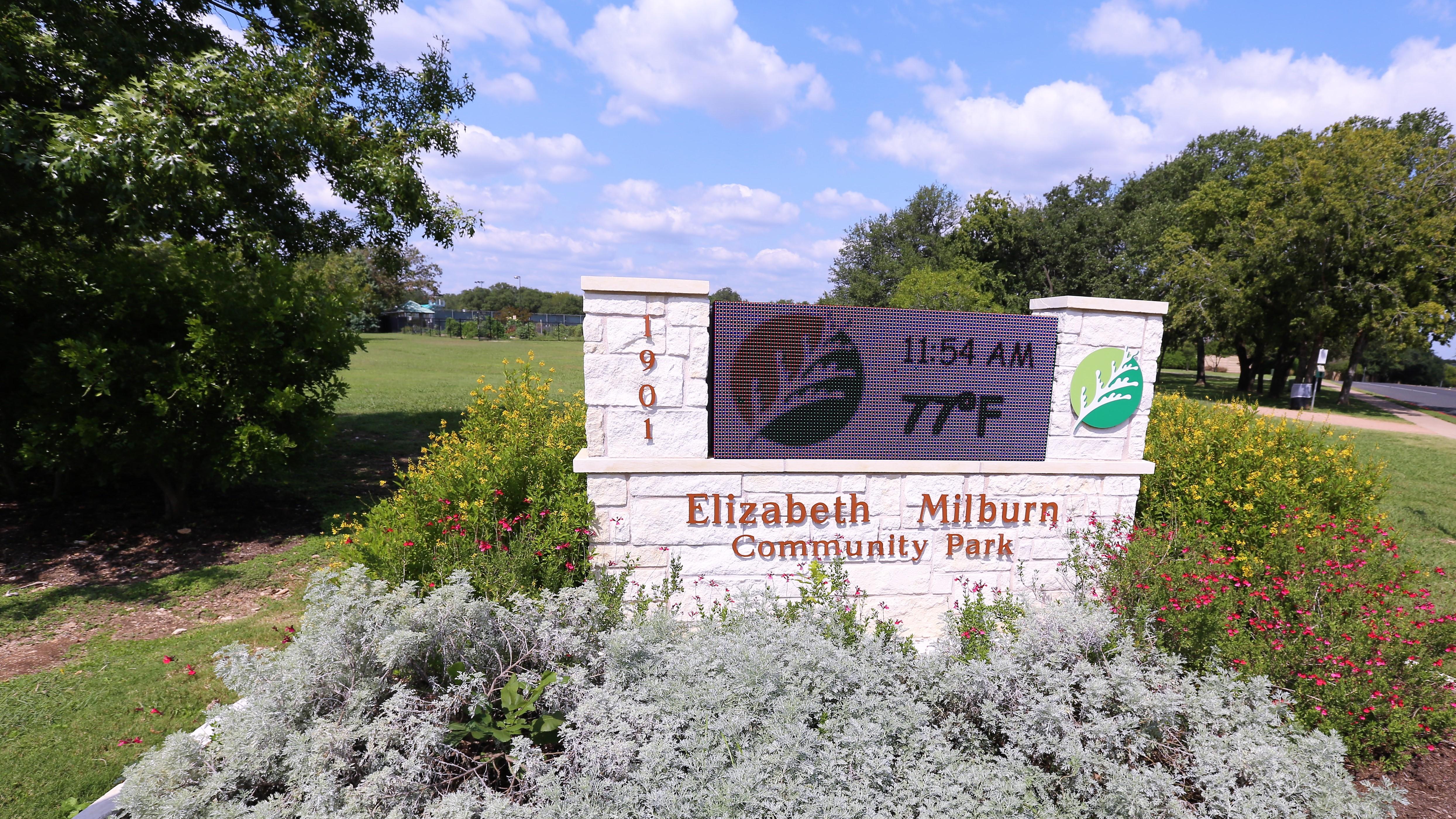 Milburn Park, Cedar Park TX