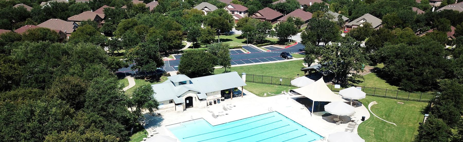 Silverado Ranch Pool, Cedar Park TX