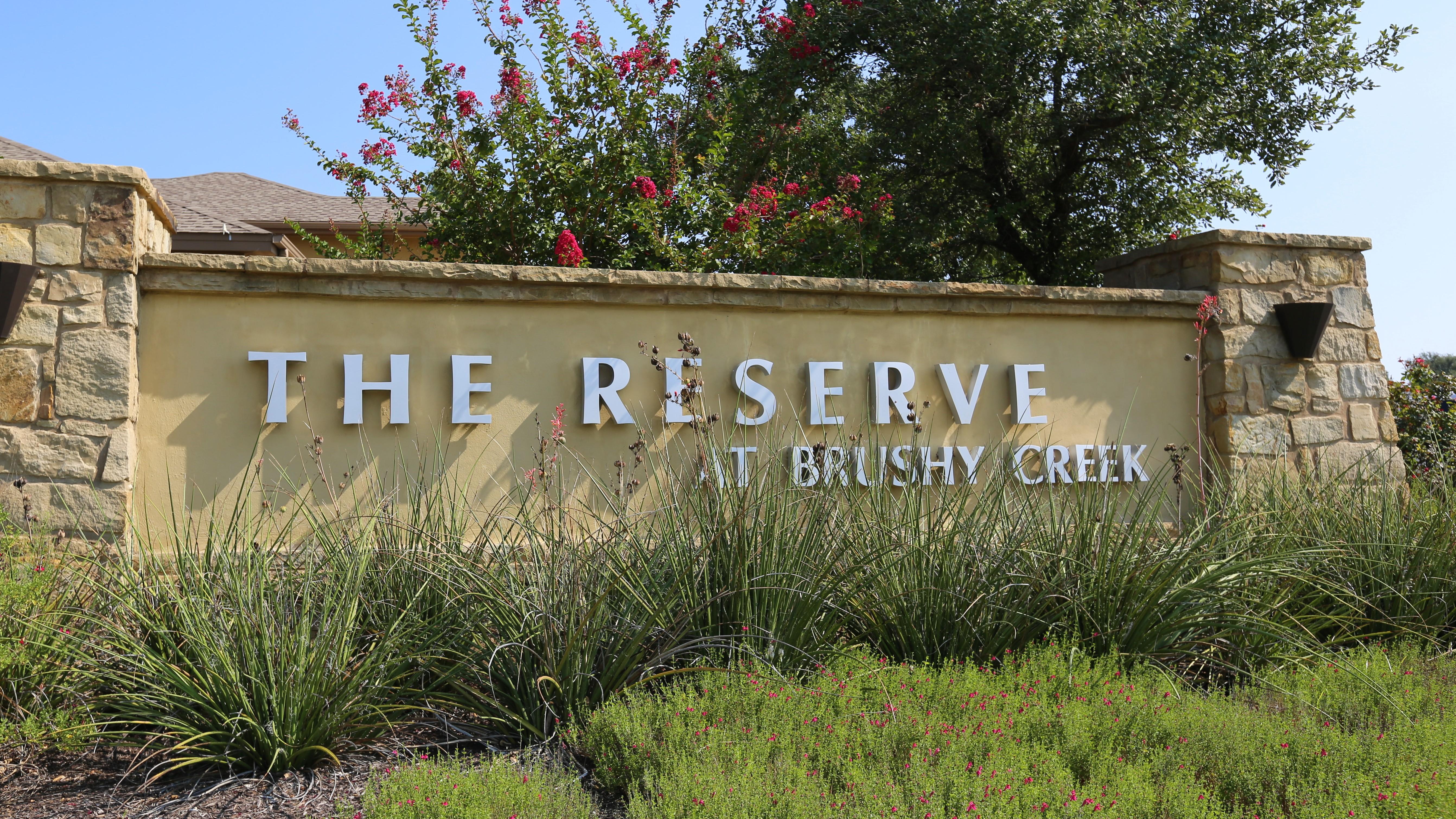 Reserve at Brushy Creek, Cedar Park TX