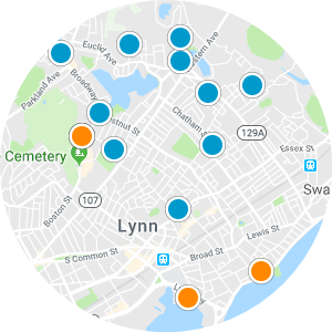 Lynnfield Real Estate Map Search