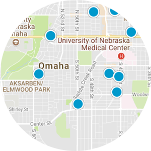 Omaha Real Estate Map Search