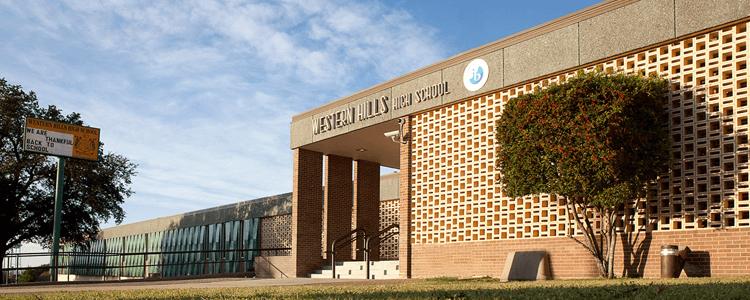 Western Hills High School Fort Worth Texas