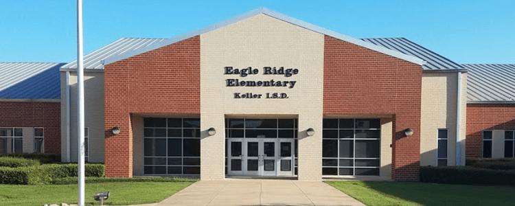 Eagle ridge elementary school Fort Worth Tx