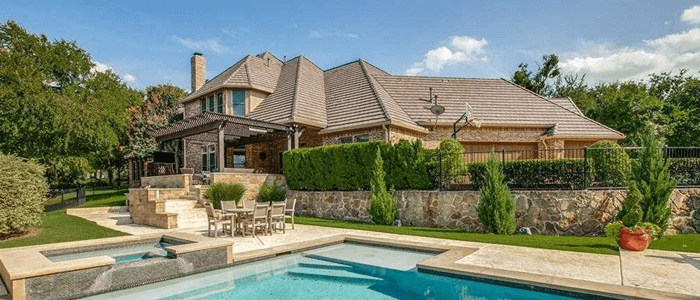 fort worth luxury home