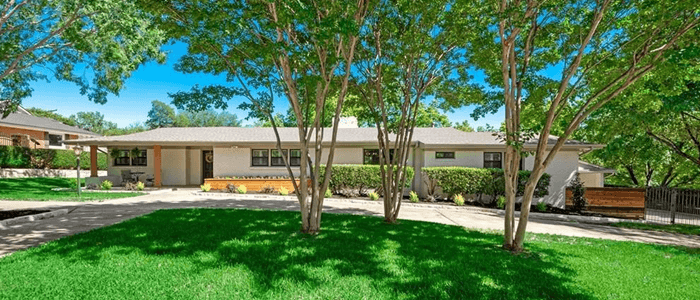 ranch style home for sale in fort worth texas