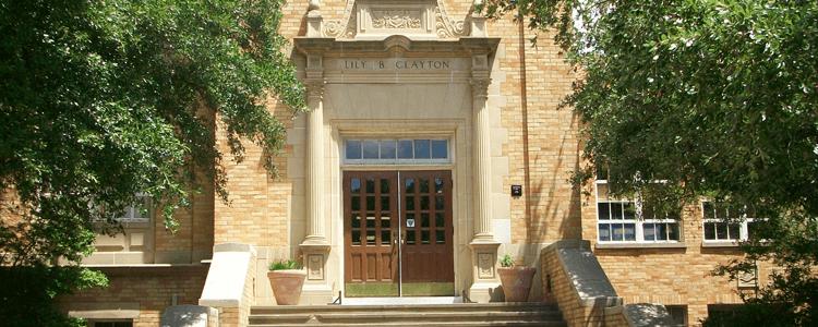 Lily b Clayton elementary school Fort Worth Tx