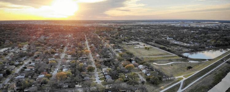 Neighborhood guide Fort Worth tx