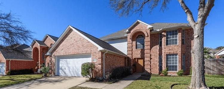 Park Glen homes for sale Fort Worth tx