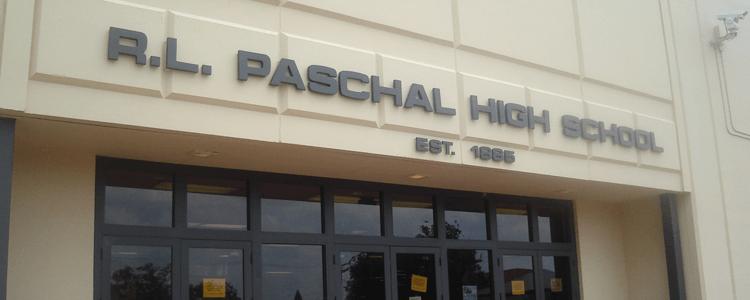 RL paschel high school Fort Worth Texas