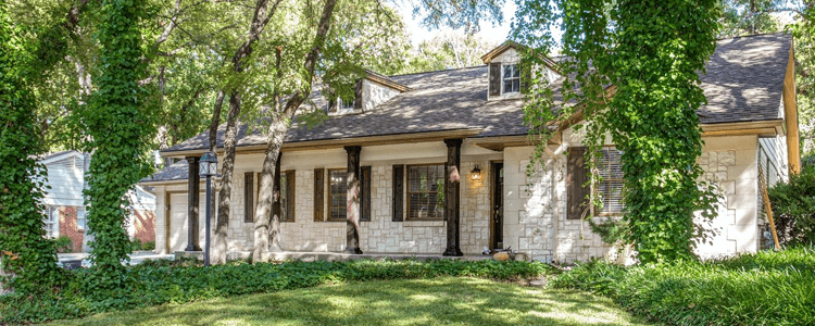 Tanglewood homes for sale Fort Worth tx