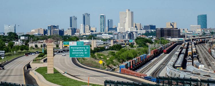 transportation in fort worth texas