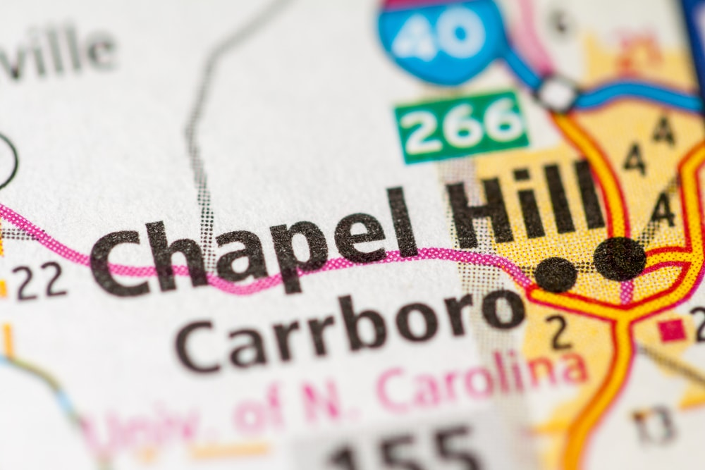 Historic Chapel Hill Homes For