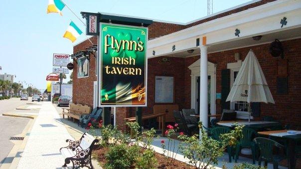 Flynn's Irish Tavern North Myrtle Beach real estate