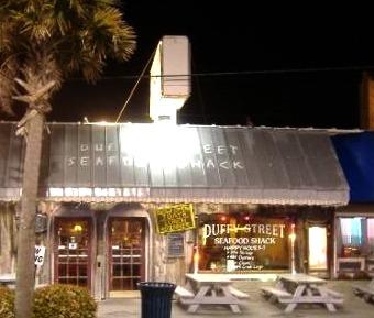 Duffy Street Seafood Shack North Myrtle Beach Restaurants