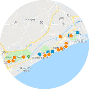 Heritage Shores Real Estate Map Search