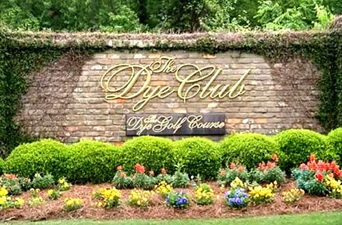 Dye Golf Club