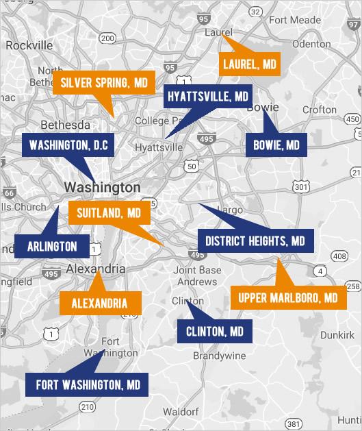 Explore D.C., Md, N.Va Real Estate