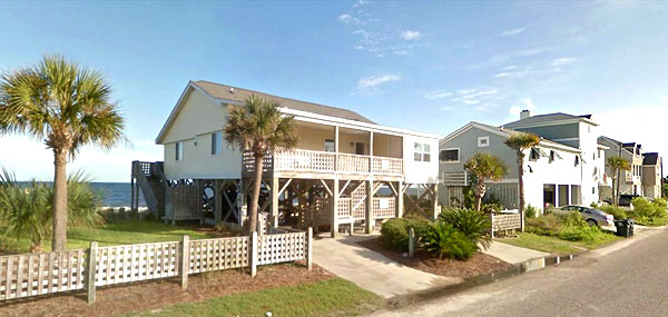 Edisto Island Beach Houses