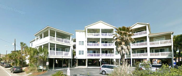 Pier Pointe Villas at Folly Beach