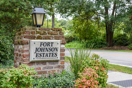 Homes for Sale in Fort Johnson Estates