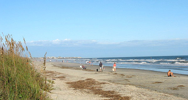 Isle Of Palms Sc Picture Beach Jpg