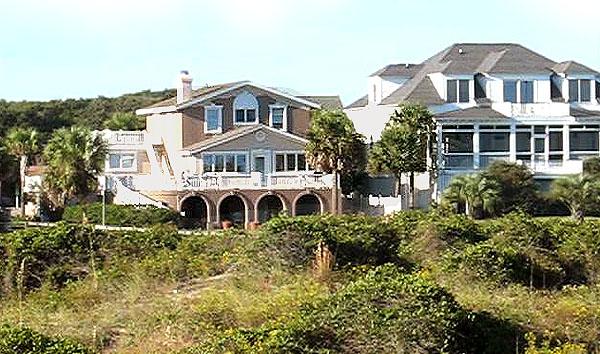 Beach Homes On Isle Of Palms Sc