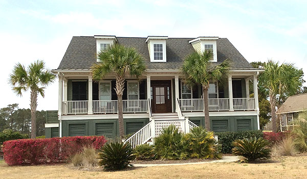 Kiawah River Homes on Johns Island